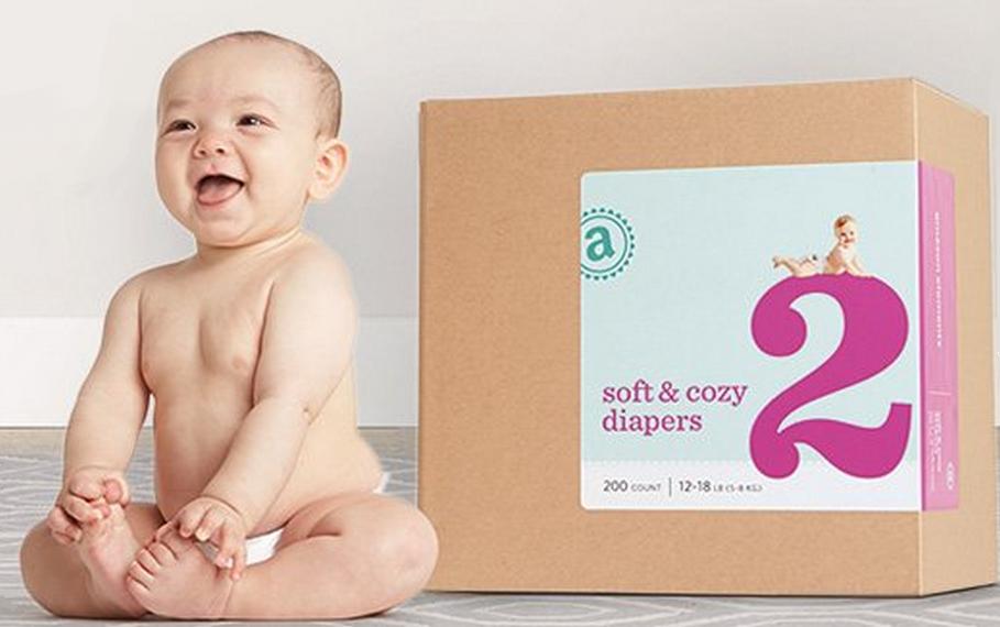 Amazon Elements Diapers