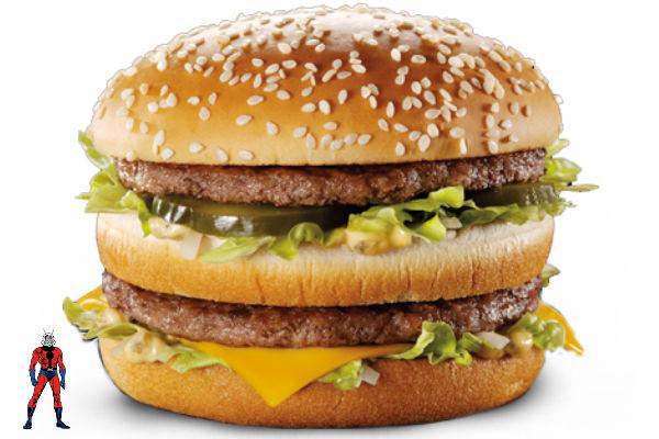 Ant-Man Big Mac