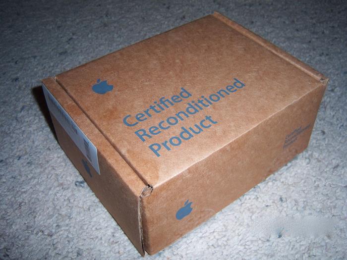 Apple refurbished