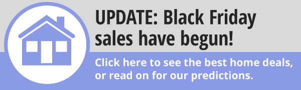 Black Friday appliance sales