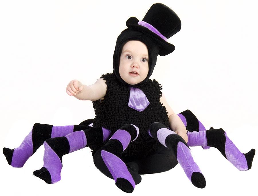 Baby's Spider Costume