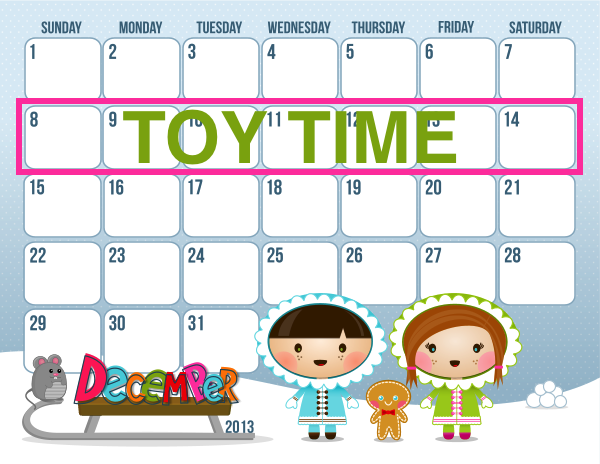 the best time to buy toys