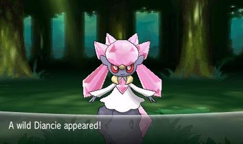 Pokemon Diancie