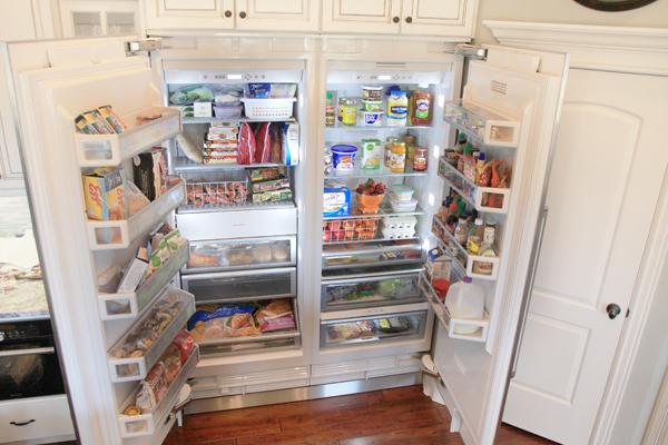 Giant refrigerator