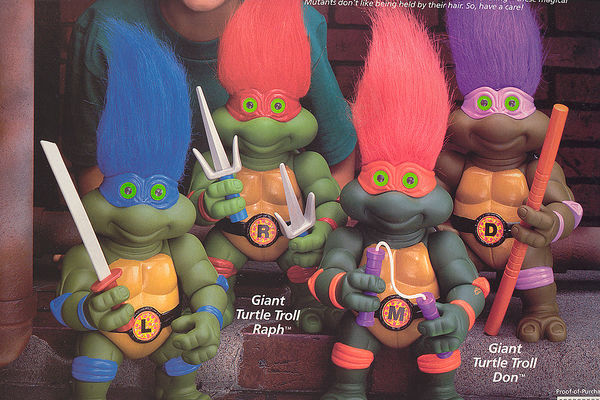 Troll Turtles