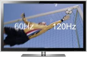 HDTV refresh rate