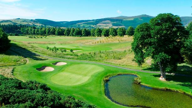 Powerscourt PGA golf