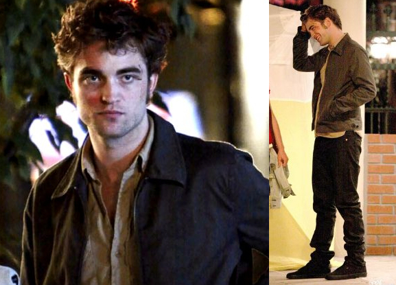 robert pattinson UNIQLO