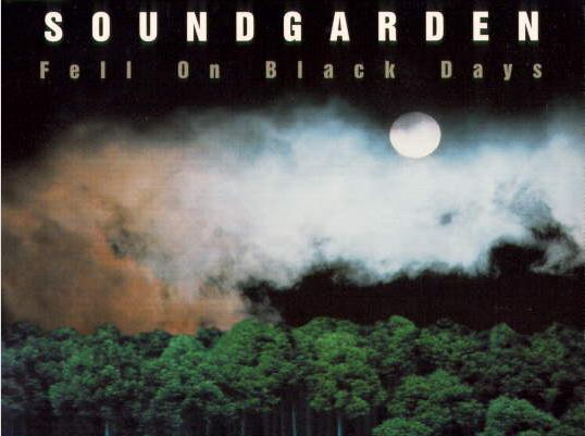 Soundgarden Black Days
