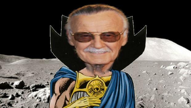Stan Lee The Watcher