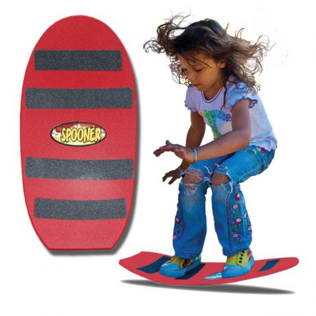 The Spooner Freestyle Fun Board