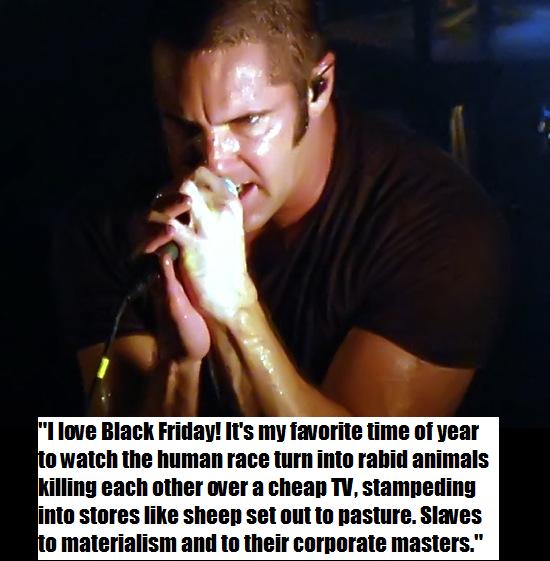 Black Friday sheep