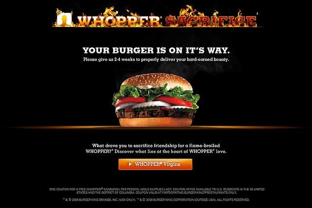 Burger King Wild West
