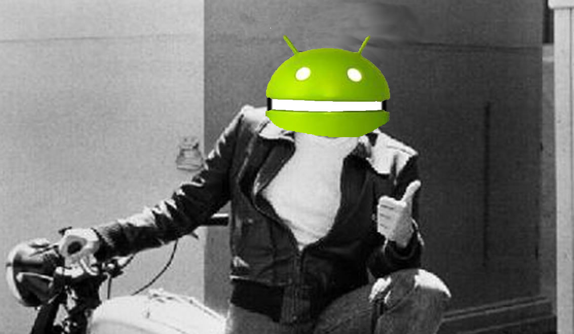 Android Fonzie
