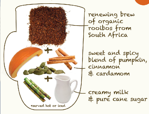 Argo pumpkin chai