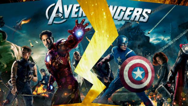 Avengers Split