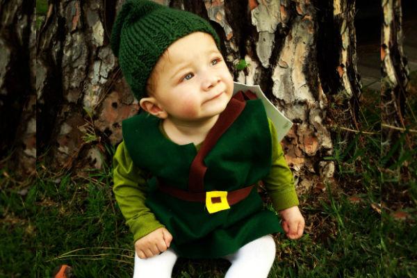 Baby Link from Zelda