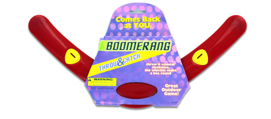 Deadly Boomerang