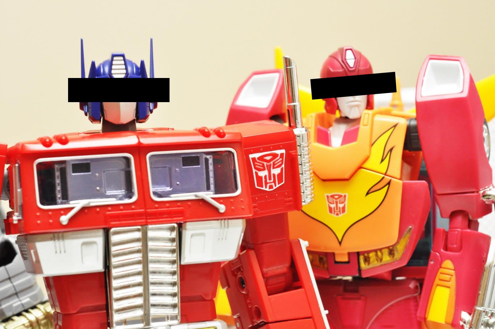 Censored Toys