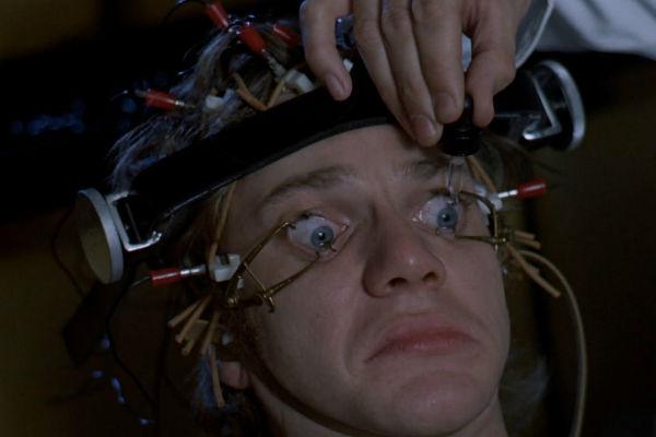 Clockwork Orange Brainwash