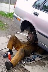 car repair guy
