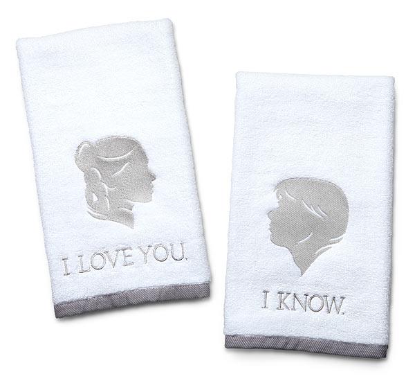 Star Wars Towels