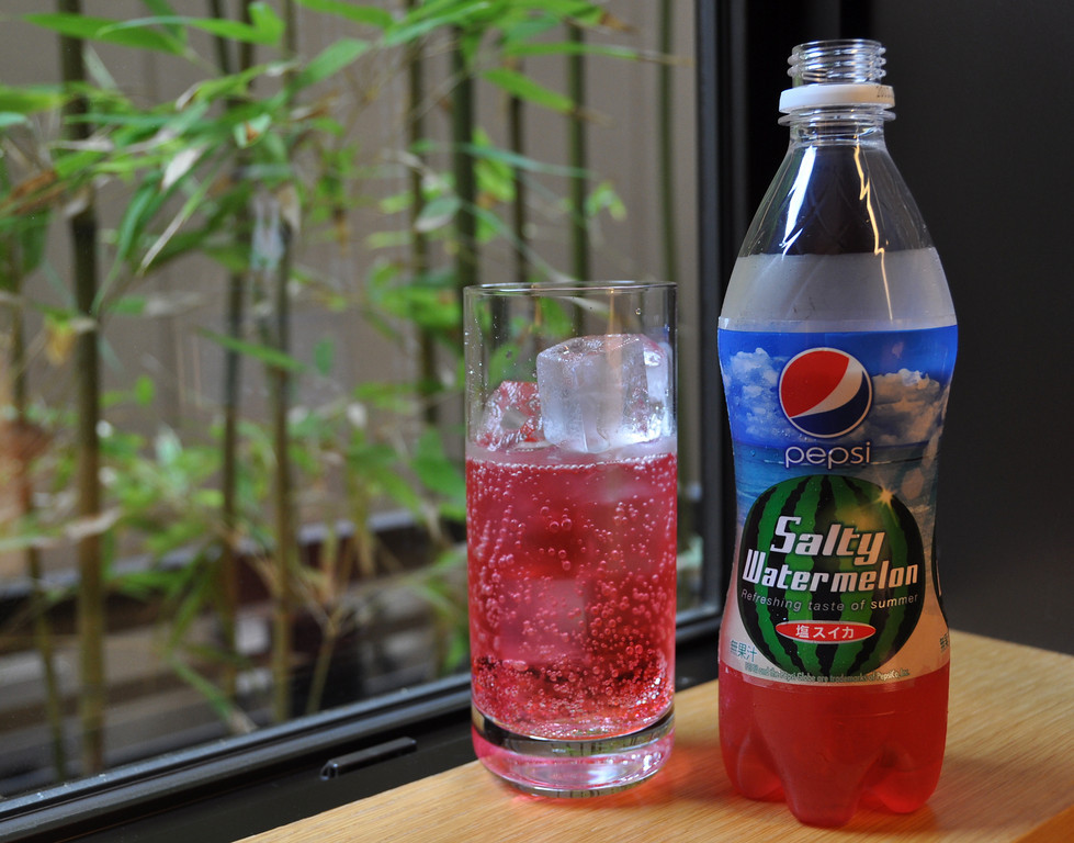 salty watermelon pepsi