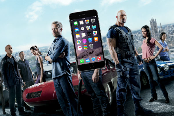 Fast & Furious iPhone