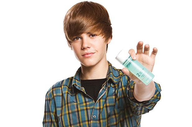 Justin Bieber Proactive