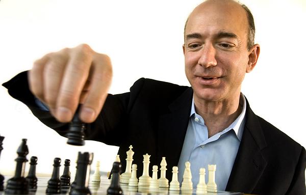 Bezos Checkmate