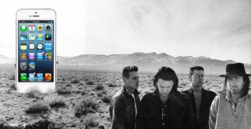 U2 Joshua iPhone