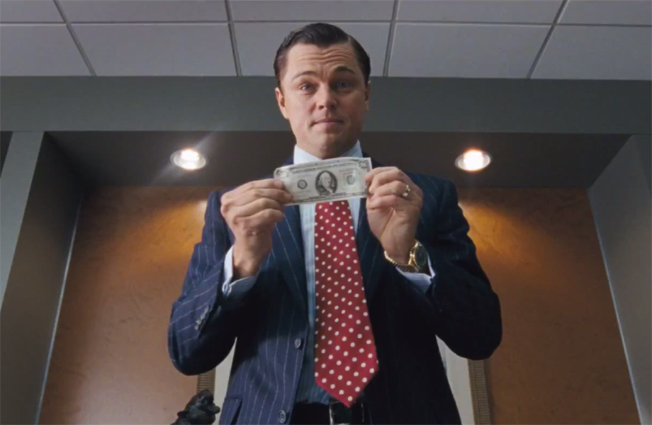 Leo Wolf of Wall Street