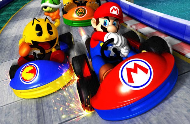 Mario Kart FTW