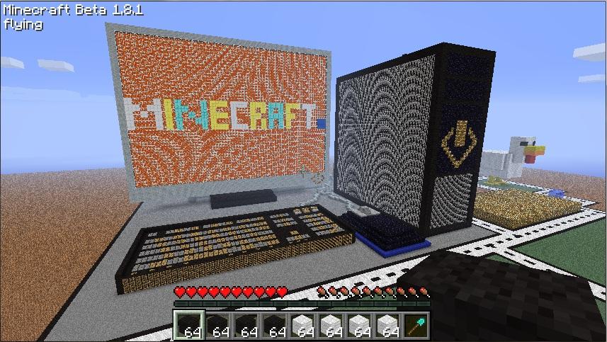 Minecraft Computer