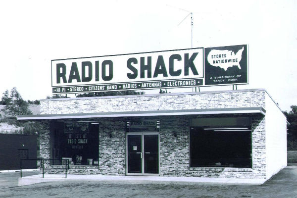 Old Radio Shack