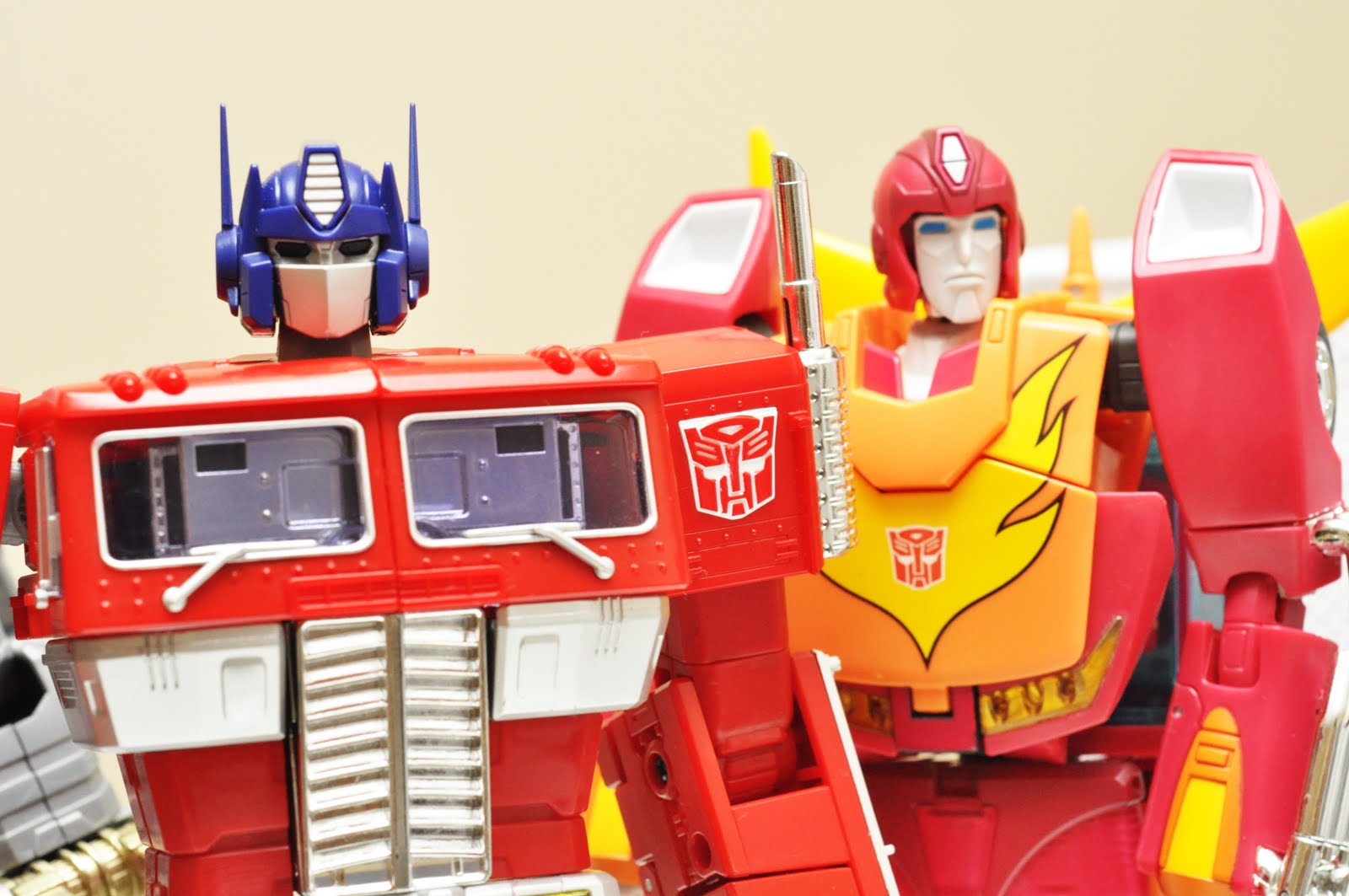 Transformer Primes