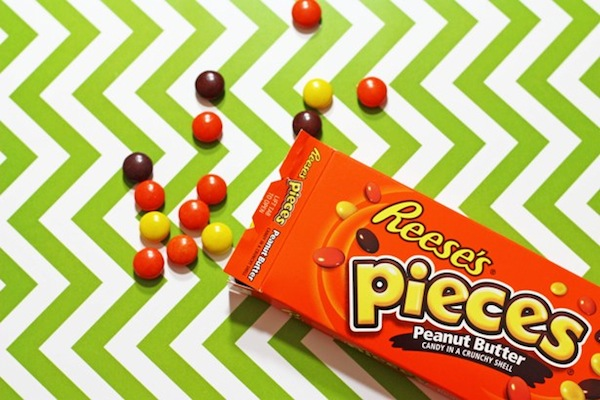Reese's Pieces Box