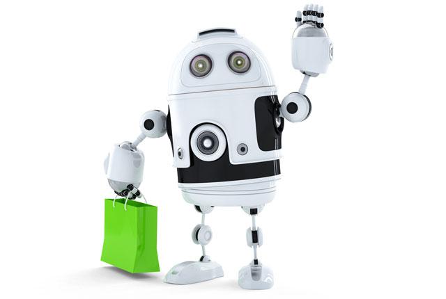 Robot Shopper