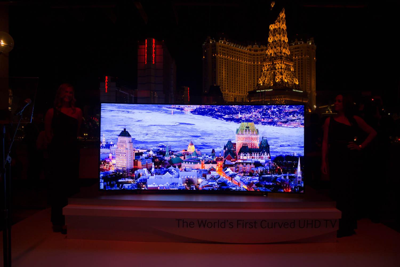 Samsung 4K HDTV