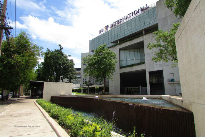 Bangkok University International College in Thailand