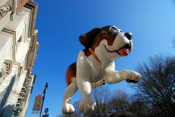 Beethoven in Macy's Parade