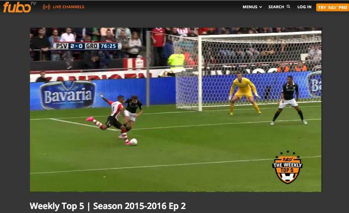 fuboTV streaming