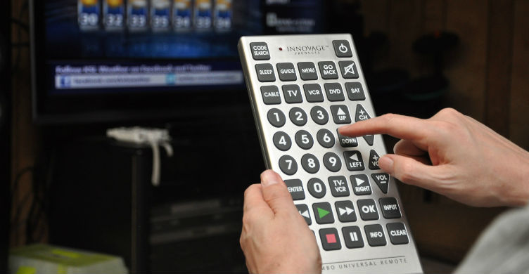 Giant Remote