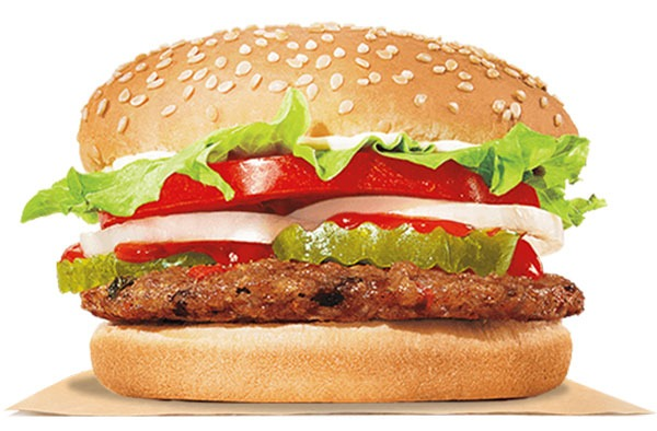 Burger King MorningStar Veggie Burger