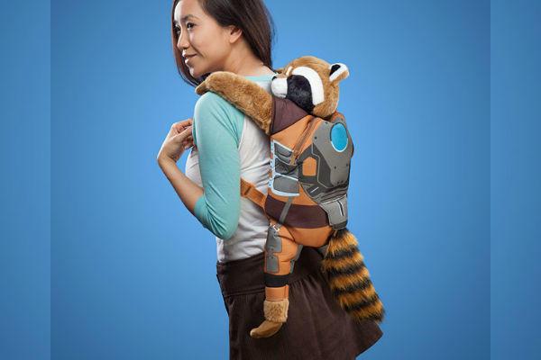Rocket Raccoon Backpack