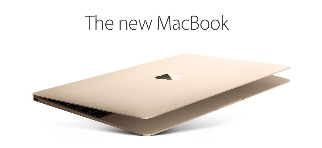 MacBook Gold