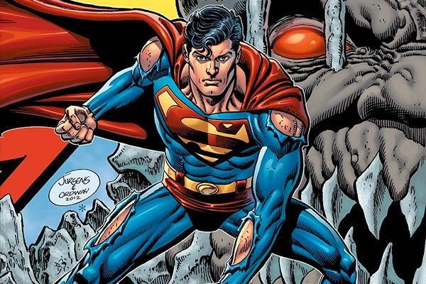 Superman Omnibus