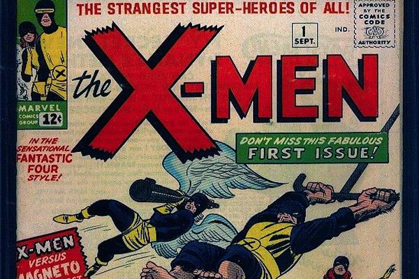 X-Men #1 comic