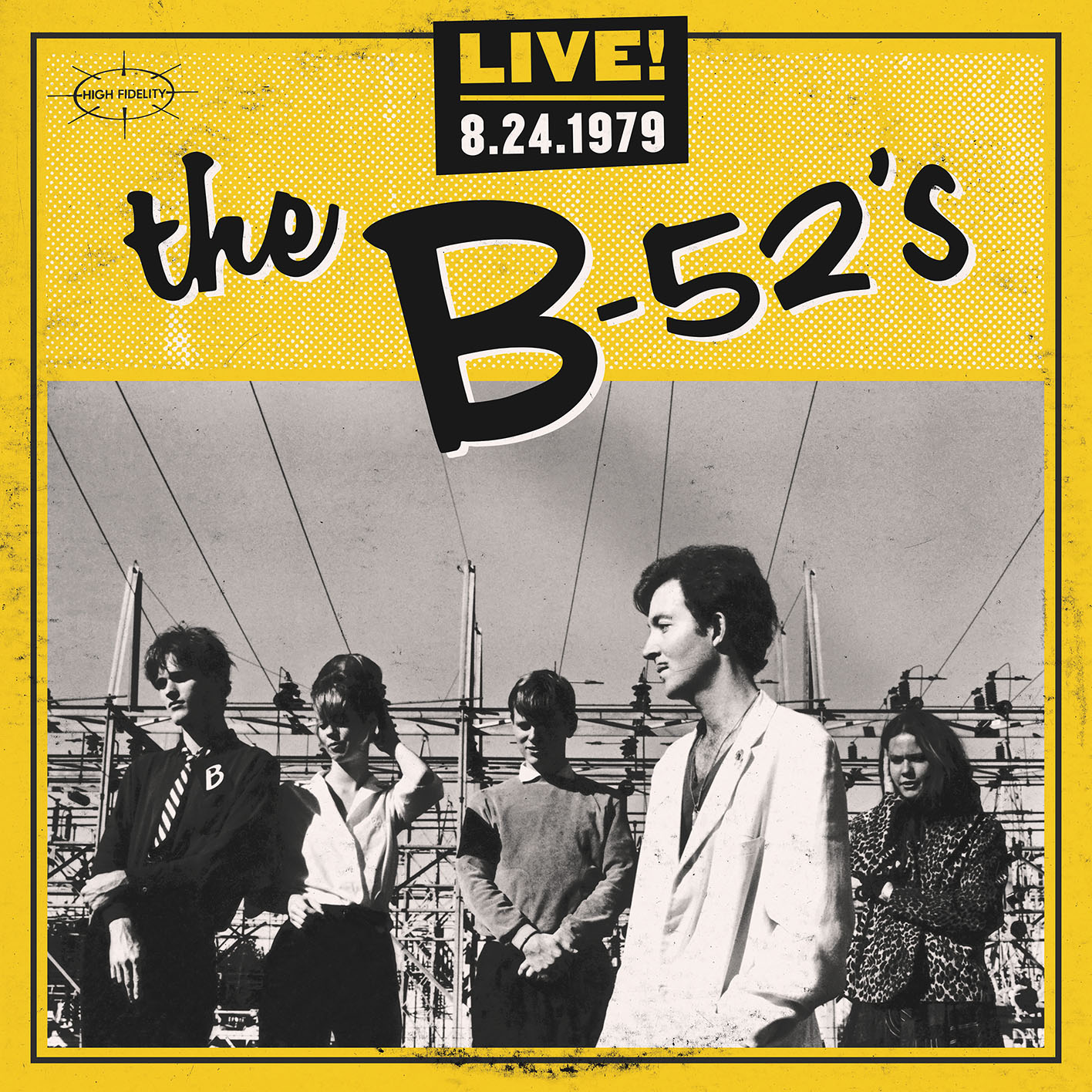 The B52s Live 82479