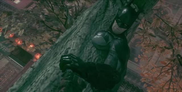 Batman Glitch